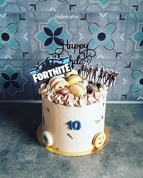Layer Cake tout choco FORTNITE