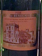 Le DOP joue les supers 2nd avec la comtesse à boire Du cru à Cos(e) du Marquis d'Aligre
