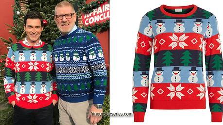 AFFAIRE CONCLUE : la collection des pulls de Noël d'Harold est sans fin