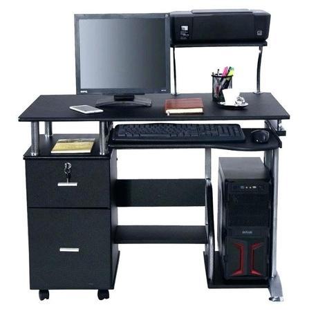 office computer desk office computer desk with drawers