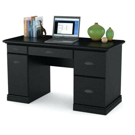 office computer desk poulton white computer office writing desk with drawers mt926