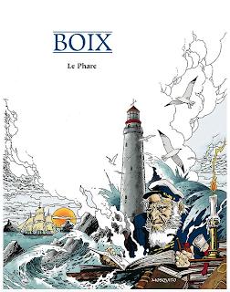 Jonathan Struppy de Joan Boix: «Phare» away from home…