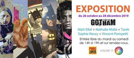 From Gotham #5 | Exposition de peintures & dessins |