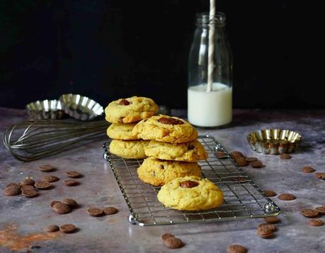 farine d'epeautre , beurre noisette , cookies américains , half back harvest