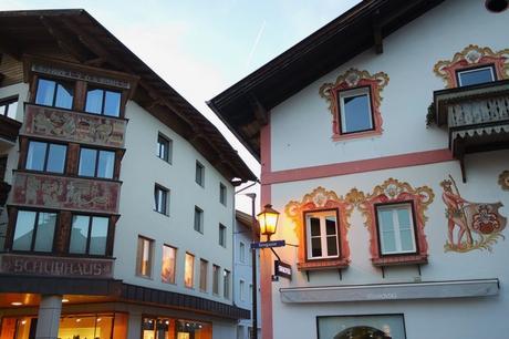 autriche salzbugerland zell am see village