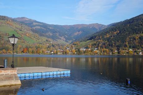 autriche salzbugerland zell am see lac
