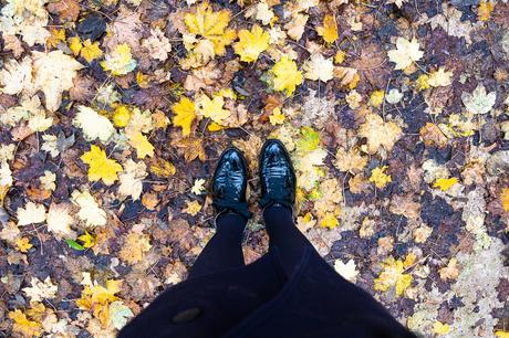 L'automne, le froid où l'on trouve du réconfort