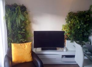 L'ajout de murs végétaux mobiles en intérieur… en guise de cadres de vie verdoyants !