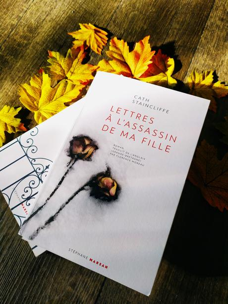 Lettres à l'assassin de ma fille de Cath Staincliffe