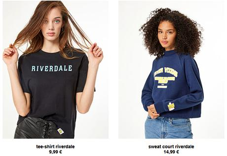 STYLE : une collection Riverdale à prix sympas