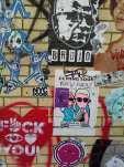 Stickers de Tarek à New-York