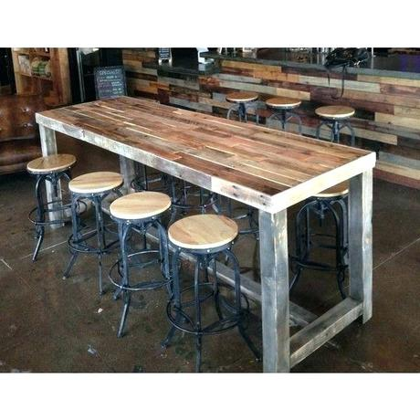 bar height outdoor tables bar height table image result for reclaimed wood bar table bar height table building plans bar height outdoor table plans