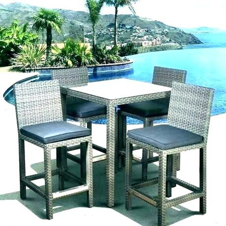 bar height outdoor tables bar height outdoor dining sets patio e set awesome for furniture pub bar height outdoor furniture covers