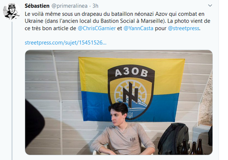 photothèque de la fachosphère 2. : derrière #Tenessoun, les visages du  #BastionSocial d' #Aix