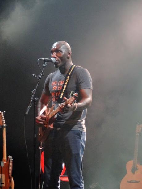 Cedric Burnside à La Grande Ourse, Saint-Agathon, le 10 novembre 2019