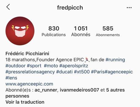Round 1 : 10 nouveaux comptes « sportifs » sur Instagram qu'il faut absolument suivre.