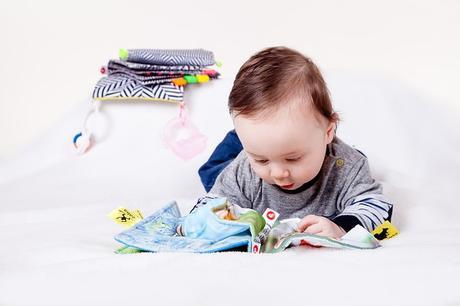 livre eveil bebe