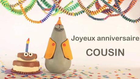 Joyeux anniversaire cousin | Étiquette | Anniversaire cousin ...