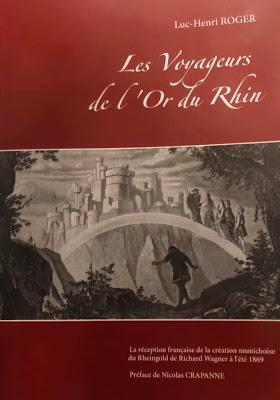 Présentation des Voyageurs de l'Or du Rhin à Lyon sur invitation du Cercle Richard Wagner- Lyon