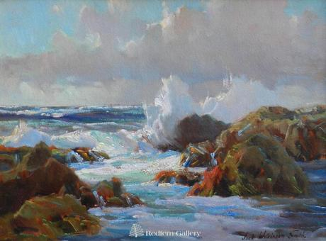 Impressionnistes californiens Billet n° 105