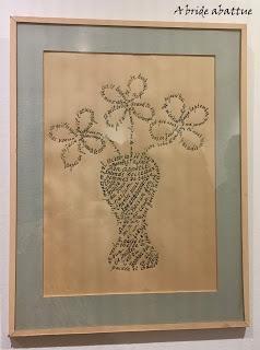 Exposition Louise de Vilmorin à la Maison de Chateaubriand (92)