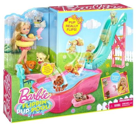 barbie swimming pup pool barbie swimmin pup pool target