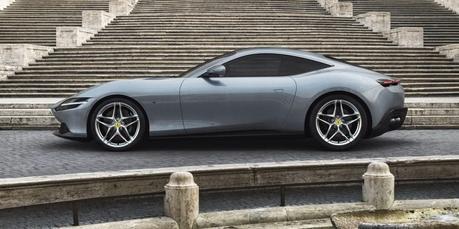 Ferrari Roma: dolce velocita ?