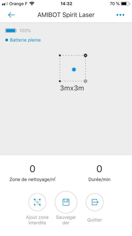 Test : Comment bien utiliser l'application AMIBOT ?