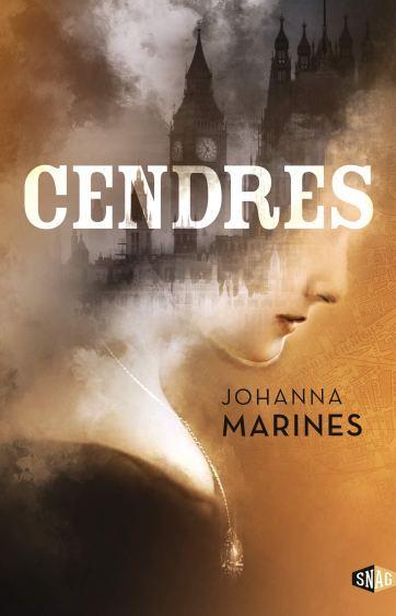 Cendres, de Johanna Marines