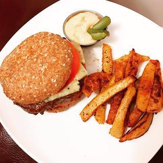 Pain à burger sans farine - low carb