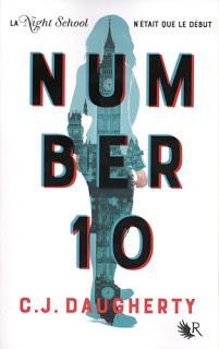 Number 10 tome 1 de C.J. Daugherty