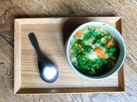 La bonne soupe – Minestrone d'orge perlé