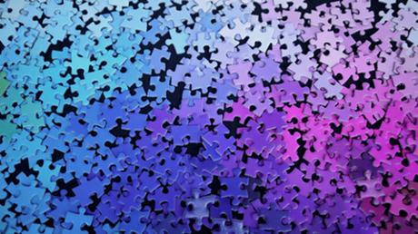[INSOLITE] : Un puzzle pour les amoureux de couleurs