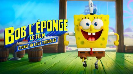 Première bande annonce VF pour Bob l'Éponge - Le Film : Éponge en Eaux Troubles de Tim Hill