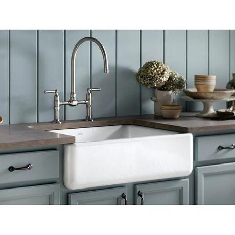 kohler apron front sink kohler vault apron front kitchen sink