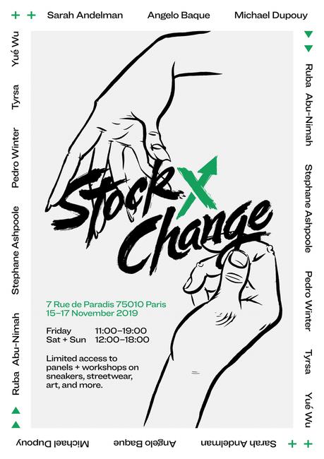 StockX inaugure sa première exposition française