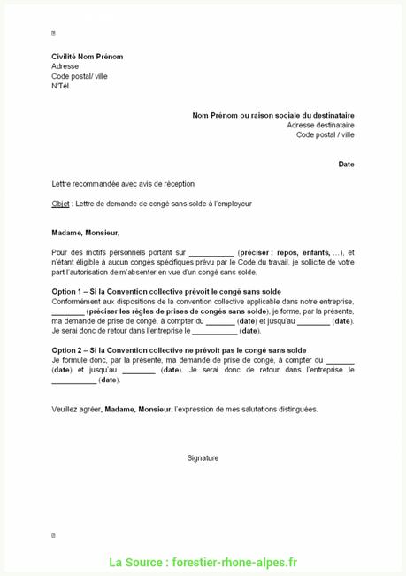 Lettre De Présentation D Entreprise Exemple   Lettre De ...