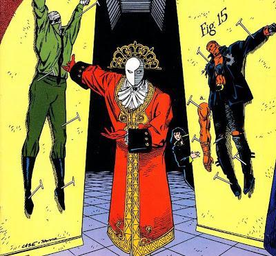 LA DOOM PATROL DE GRANT MORRISON ARRIVE CHEZ URBAN COMICS