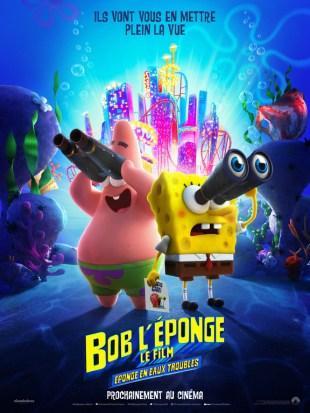 [Trailer] Bob l'Éponge  – Le film : Éponge en eaux troubles