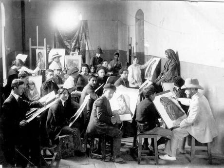 L'école Bézalel – Billet n°108