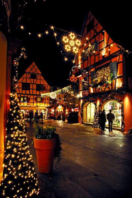 Marché de Noël d'Éguisheim © French Moments