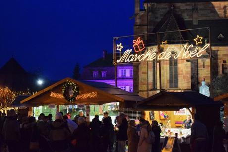Le marché de Noël de Wissembourg © French Moments