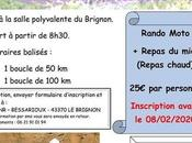 Rando moto Brignon (43), février 2020