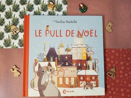 INSTA REVIEW : Le pull de Noël de Cecilia Heikkila ♥ ♥ ♥