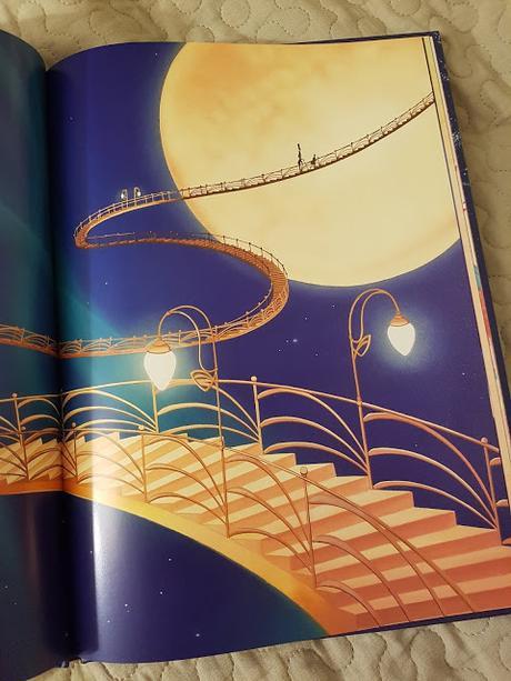 Le Veilleur de Lune de Aurélie Bombace et Amanda Minazio