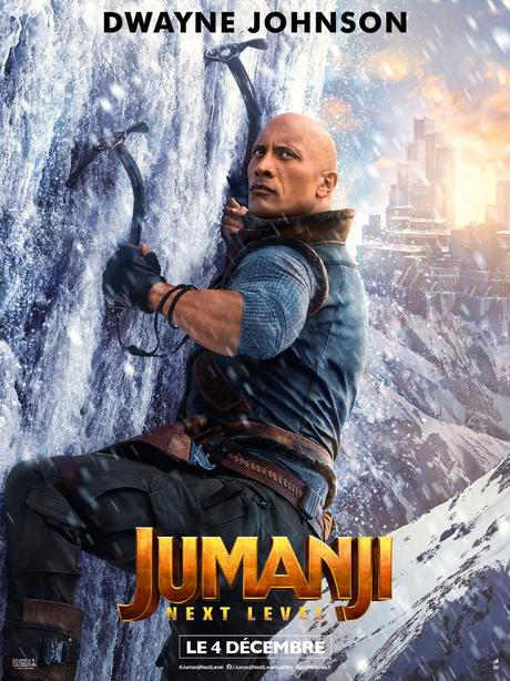 JUMANJI : NEXT LEVEL au Cinéma le 4 Décembre