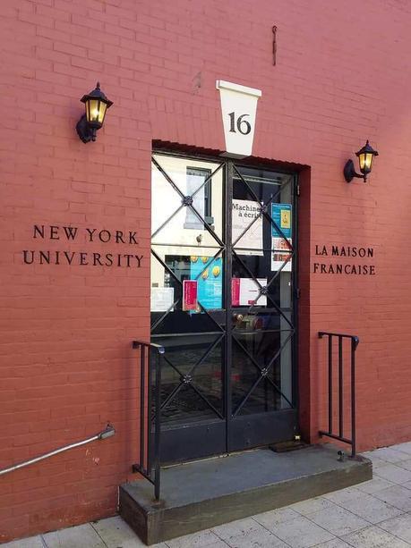 Projet en cours avec la NYU