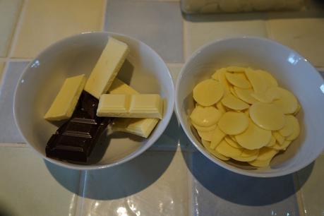 Bûche Chocolat et Crème Brûlée