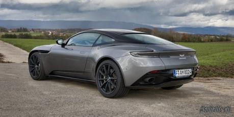 Essai Aston Martin DB11 AMR: évolution subtile