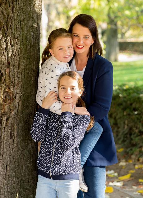 Notre séance photos famille avec la Shooting Box, par Lisa Ritaine